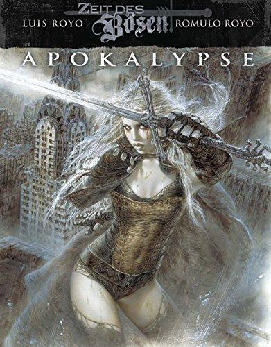 Malefic Time: Apocalypse Volume 1 (Malefic Time: Royo, Luis