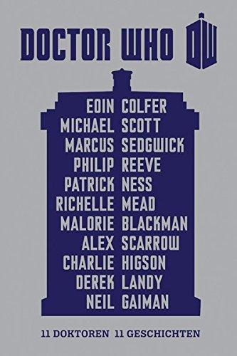 9783864253126: Doctor Who - 11 Doktoren, 11 Geschichten