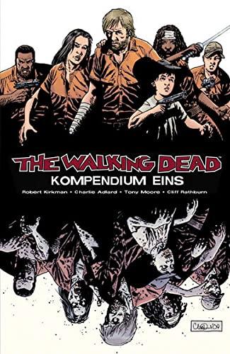 9783864253584: The Walking Dead - Kompendium 01