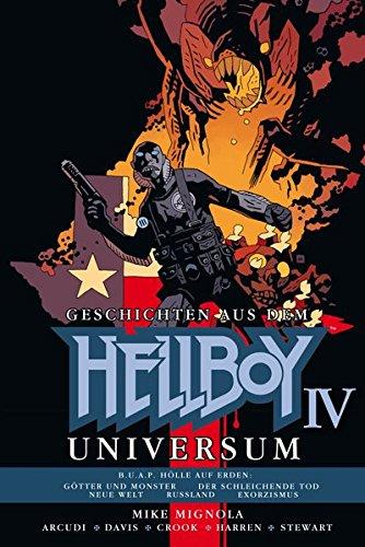 Geschichten aus dem Hellboy-Universum 4: Mike Mignola