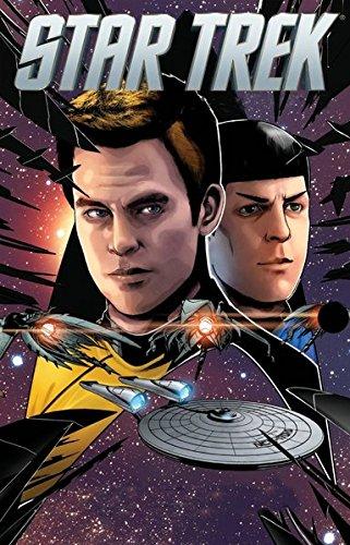 9783864256844: Star Trek Comicband 11: Die neue Zeit 6
