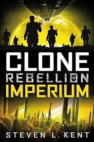 9783864257919: Clone Rebellion 6: Imperium
