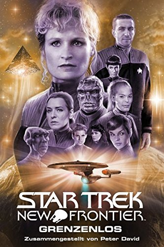 9783864258022: Star Trek - New Frontier: Grenzenlos