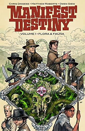 9783864258268: Manifest Destiny 01: Flora und Fauna