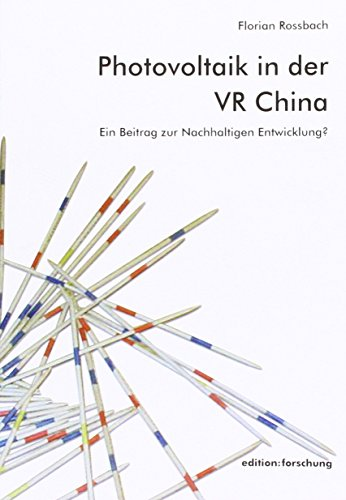 9783864350054: Photovoltaik in der VR China