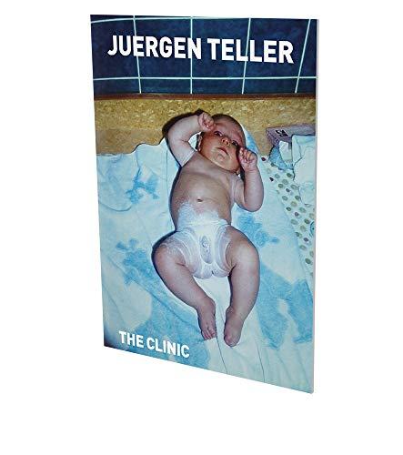 9783864421532: Juergen Teller: The Clinic