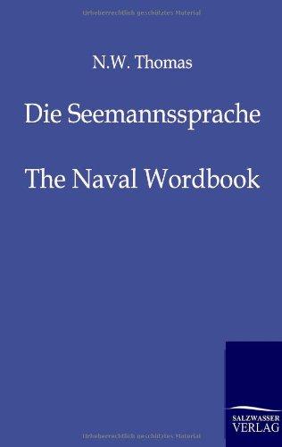 9783864441189: Die Seemannssprache (German Edition)