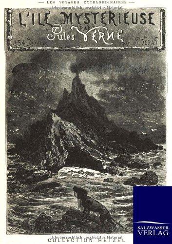 9783864441424: Die geheimnisvolle Insel (German Edition)
