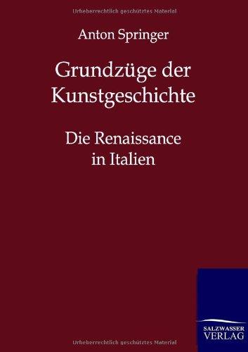 9783864443923: Grundzüge der Kunstgeschichte