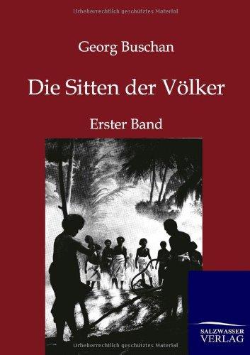 9783864446146: Die Sitten der Völker (German Edition)