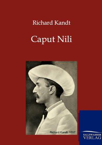 Caput Nili: Richard Kandt