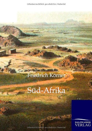 Sud-Afrika: Friedrich Korner