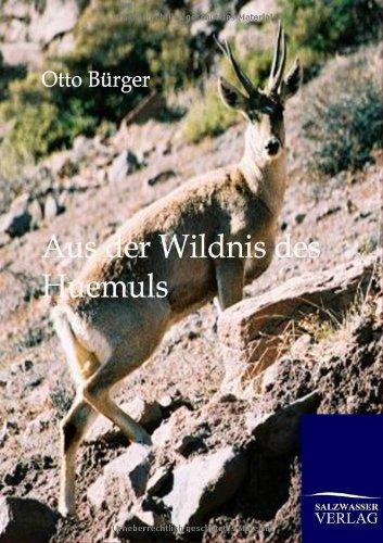 9783864446429: Aus der Wildnis des Huemuls