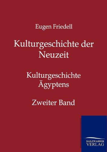 Kulturgeschichte Der Neuzeit (Paperback): Egon Friedell