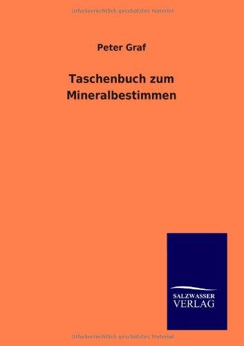 9783864447525: Taschenbuch zum Mineralbestimmen (German Edition)