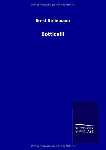 9783864448720: Botticelli