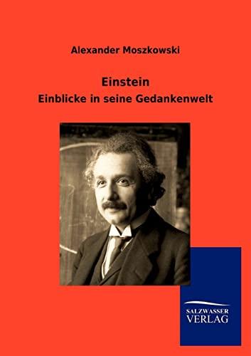 9783864449833: Einstein