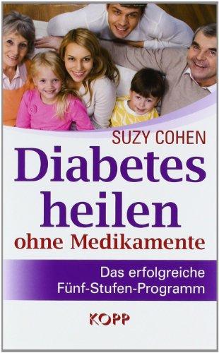 Diabetes heilen ohne Medikamente (3864450284) by [???]