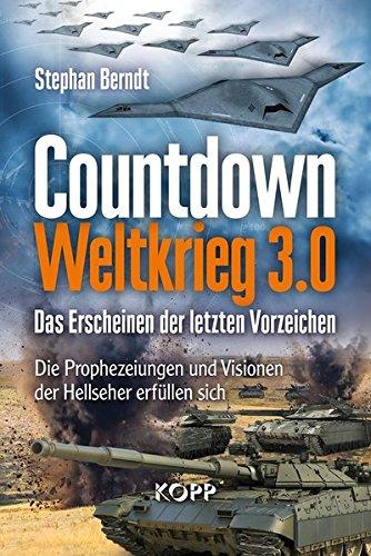 9783864452147: Countdown Weltkrieg 3.0