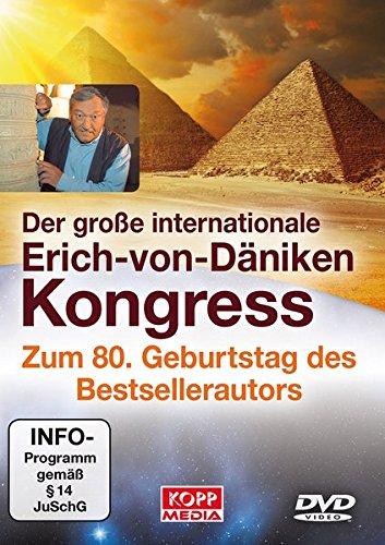 9783864452314: Der große internationale Erich-von-Däniken-Kongress DVD