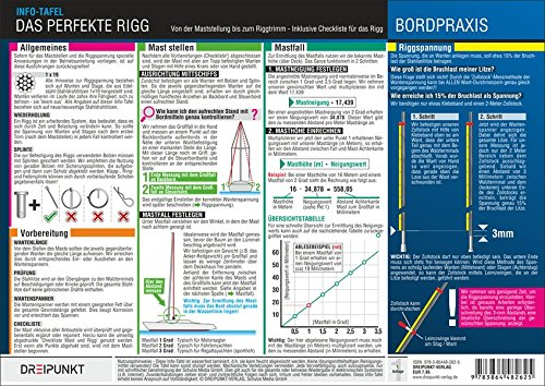 9783864482625: Das perfekte Rigg: Von der Maststellung bis zum Riggtrimm - Inklusive Checkliste für das Rigg