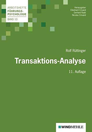 9783864510137: Transaktions-Analyse