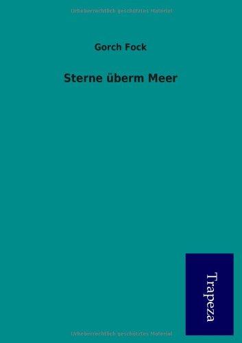 9783864540059: Sterne überm Meer (German Edition)
