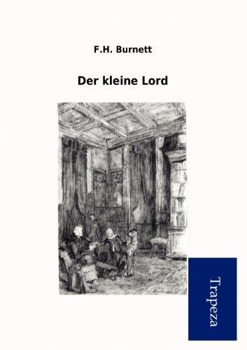 9783864540295: Der kleine Lord (German Edition)