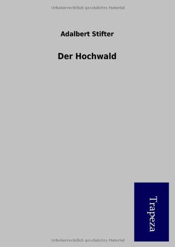 9783864540301: Der Hochwald