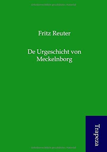 9783864545177: De Urgeschicht von Meckelnborg