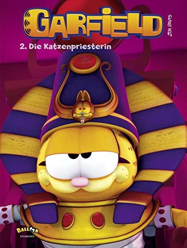 Garfield 02. Die Katzenpriesterin (9783864580017) by [???]