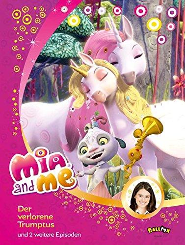 9783864581175: Mia and me - Der verlorene Trumptus