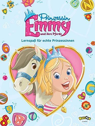 9783864581274: Prinzessin Emmy und ihre Pferde - Lernspa� f�r echte Prinzessinnen: Lernspa� f�r echte Prinzessinnen