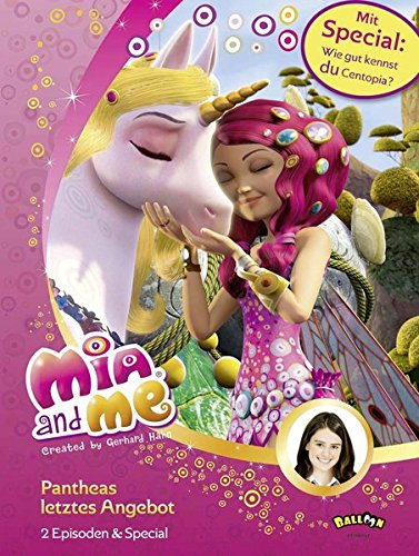 9783864581564: Mia and me - Pantheas letztes Angebot: Zwei Episoden & Special