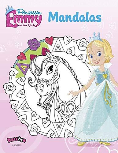 9783864581656: Prinzessin Emmy und ihre Pferde - Mandalas