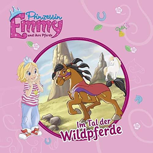 9783864581694: Prinzessin Emmy und ihre Pferde - Im Tal der Wildpferde