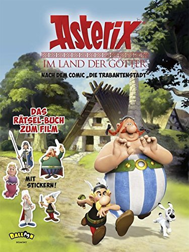 Asterix - Im Land der Götter: Das: Uderzo Albert, Le