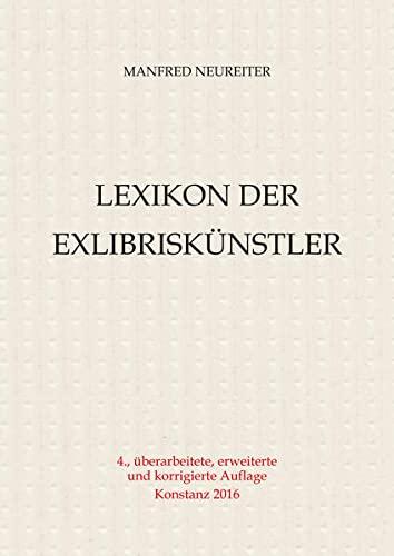 Lexikon der Exlibriskünstler: Manfred Neureiter