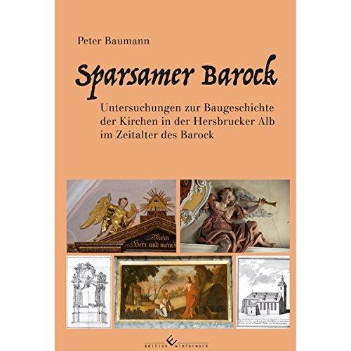 9783864689345: Sparsamer Barock