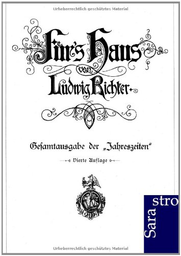 F RS Haus (German Edition): Ludwig Richter