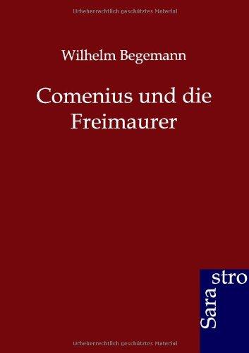 9783864712050: Comenius und die Freimaurer (German Edition)