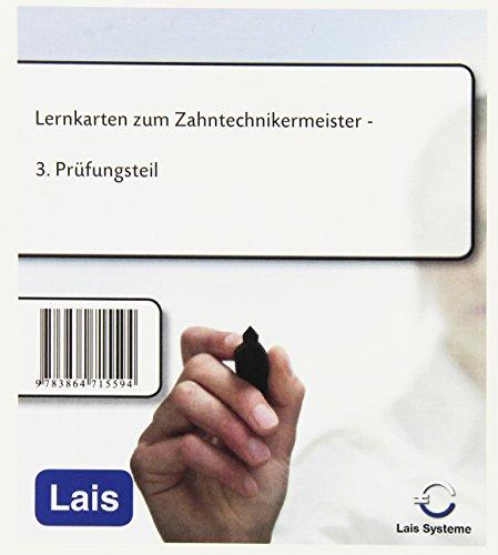 Lernkarten zum Zahntechnikermeister