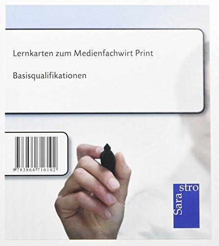 9783864716102: Lernkarten zum Medienfachwirt Print