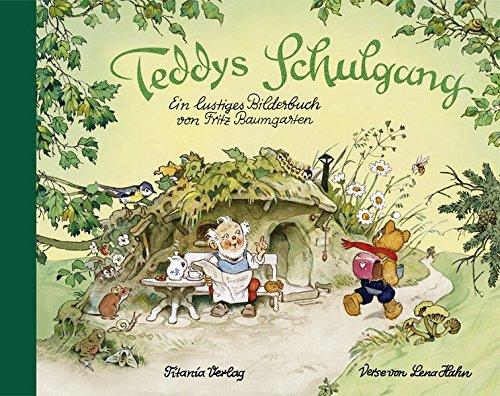 9783864724138: Teddys Schulgang