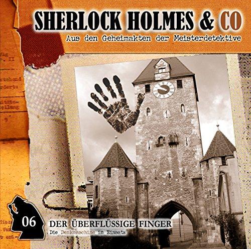 9783864730085: Der Überflüssige Finger-Vol.6