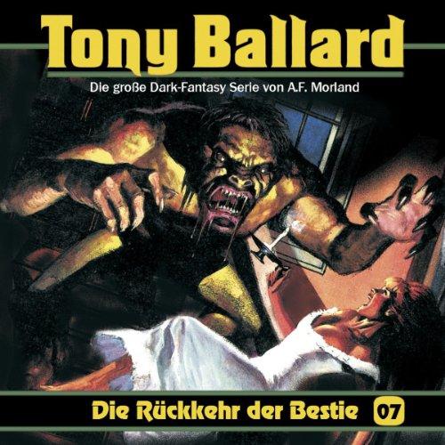 9783864730238: Tony Ballard 7-die Rückkehr der Bestie
