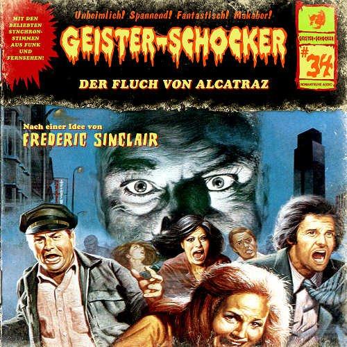 9783864730337: Der Fluch Von Alcatraz-Vol.34