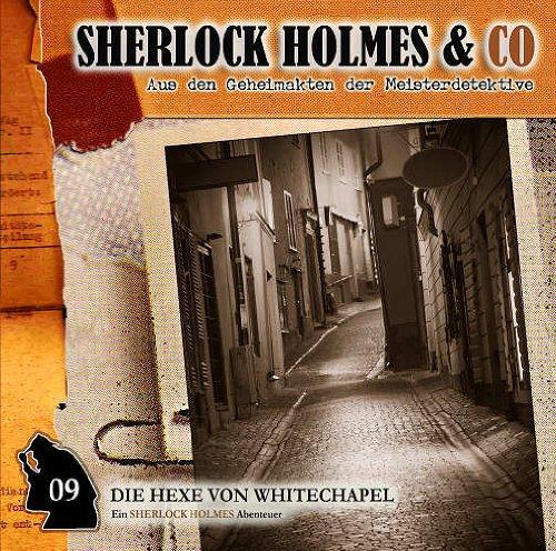9783864730542: Sherlock Holmes und Co. 09. Die Hexe von Whitchapel
