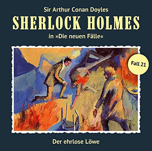 9783864731013: Sherlock Holmes - Neue Fälle 21. Der ehrlose Löwe