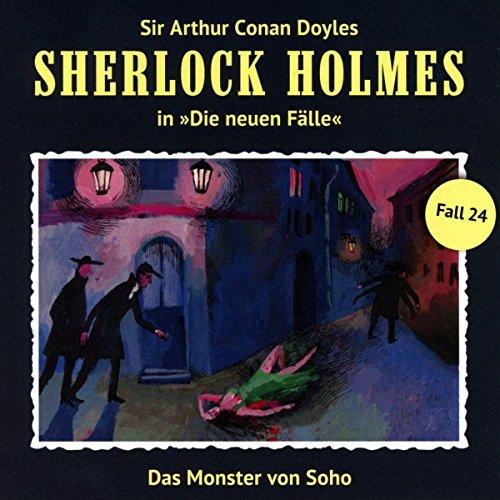 9783864731044: Das Monster Von Soho (Neue Fälle 24)